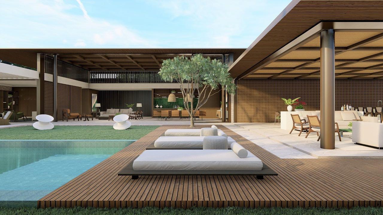 *Imagens de Projetos do Arquiteto Bruno Brandini